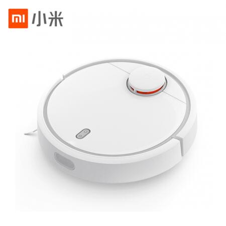 Xiaomi小米 S50石头智能机器人吸尘器 白色