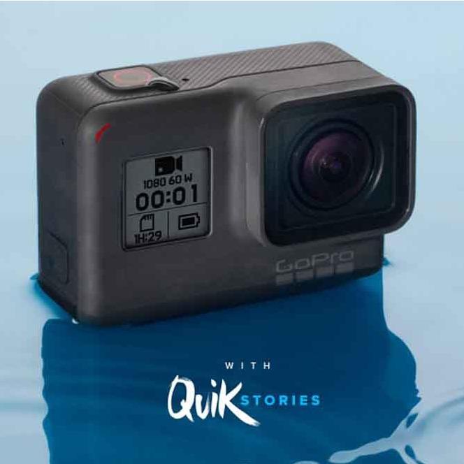 GoPro Hero 7 Black 运动相机 4K高清防抖