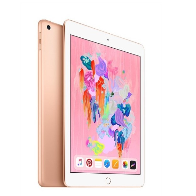 Apple苹果 iPad第6代 wifi+Cellular 32GB玫瑰金