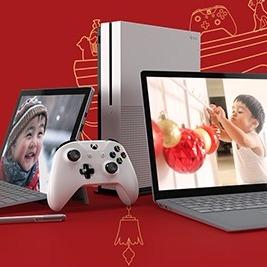 Microsoft 精选电脑、配件等热卖