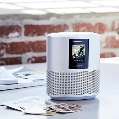 Bose Home Speaker 500 支持Alexa助手 黑白双色可选
