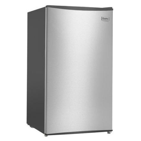 Esatto EBF112S 112L 不锈钢小型单门冰箱