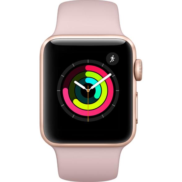Apple Watch 第三代智能手表 戴上蜂窝网络