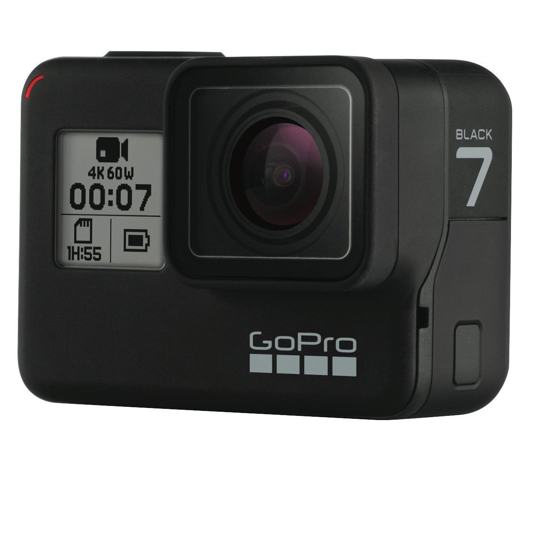 超值价:GoPro HERO7 Black 旗舰款运动相机 4K高清防抖