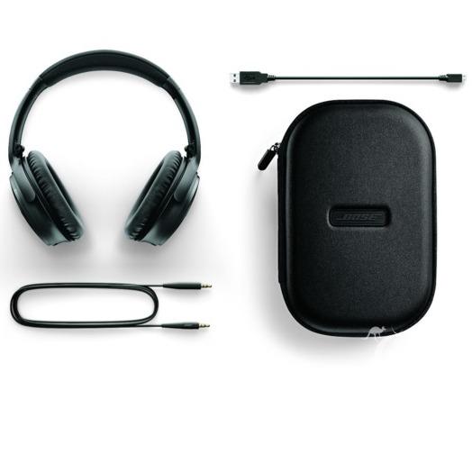 史低价:Bose QC35 II 主动降噪无线耳机 耳机界扛把子