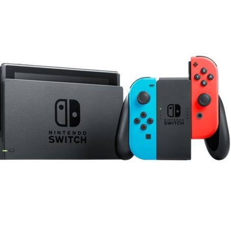 史低价:Nintendo Switch 任天堂游戏机  随时断货
