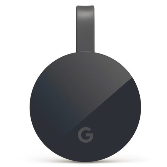Google Chromecast Ultra 4k高清无线投射器