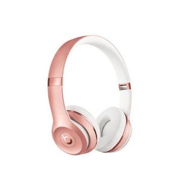 Beats by Dr Dre Solo 3 无线蓝牙耳机 粉色