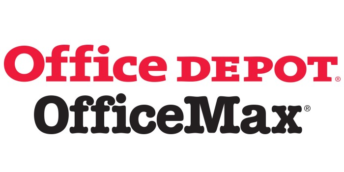 Office Depot Black Friday Flyer