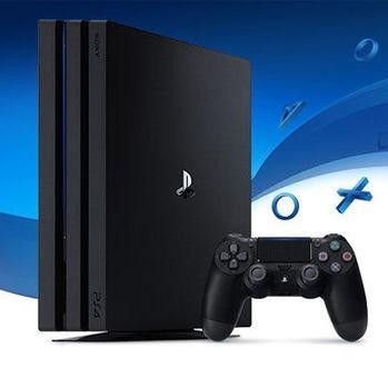 史低价:Sony PlayStation PS4 Pro 500GB 游戏机 两色可选