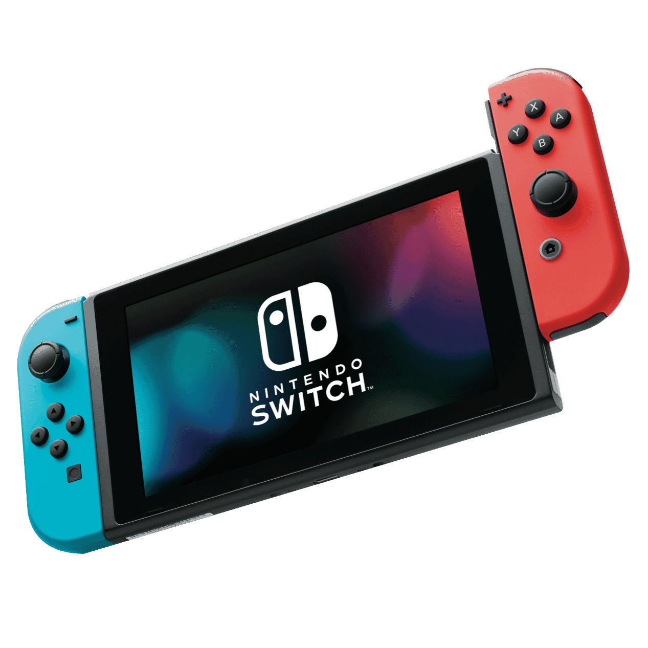 Nintendo 任天堂 Switch 游戏机 经典配色送座底配件