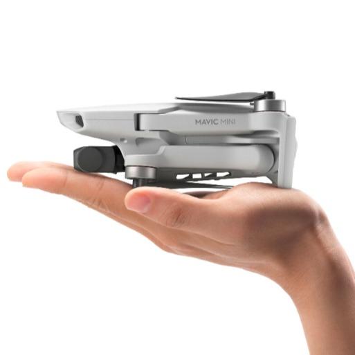 新款首降:DJI Mavic Mini 航拍 可折叠超轻小飞机