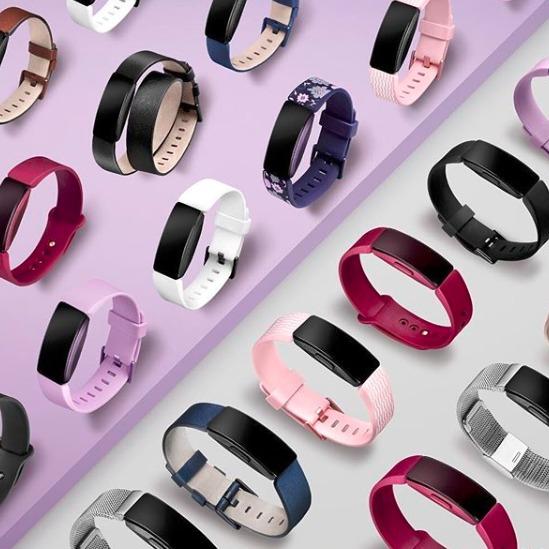 Fitbit 智能运动手环、体重秤等热卖