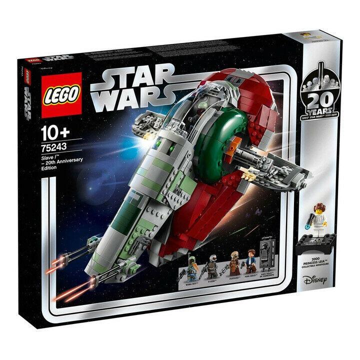 LEGO 乐高75243星球大战20周年纪念套装
