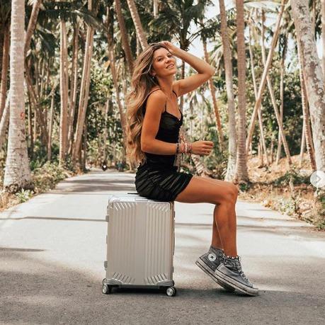 Peter's官方 150+款大牌万向轮行李箱热卖 静音耐磨超气质