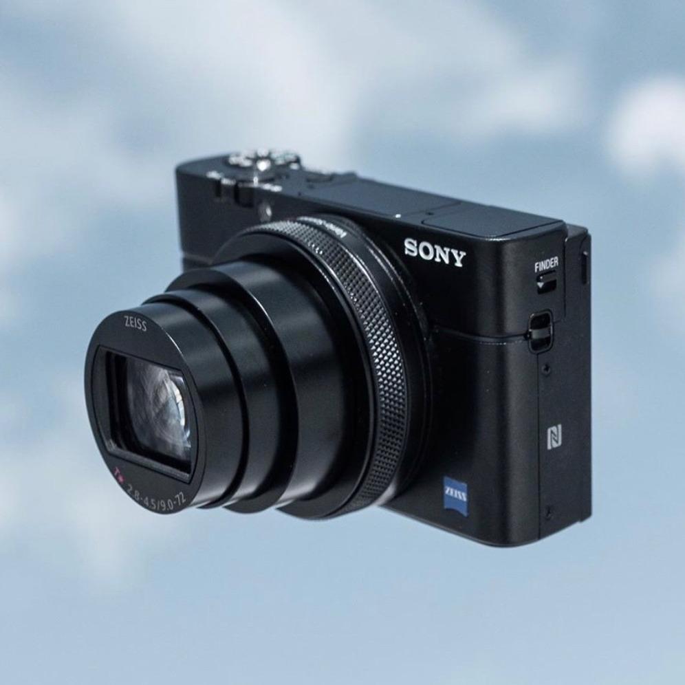 索尼 DSC-RX100 VII 黑卡7数码相机 摄影小白也能变Pro