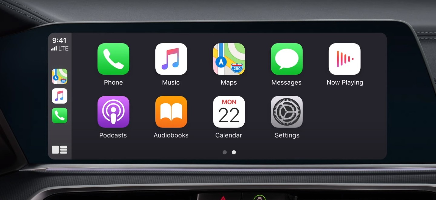 Apple releases new Car Key and updates CarPlay