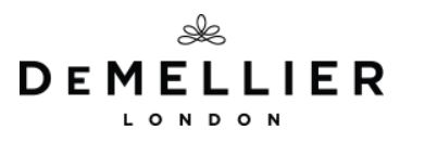 DeMellier London Coupons