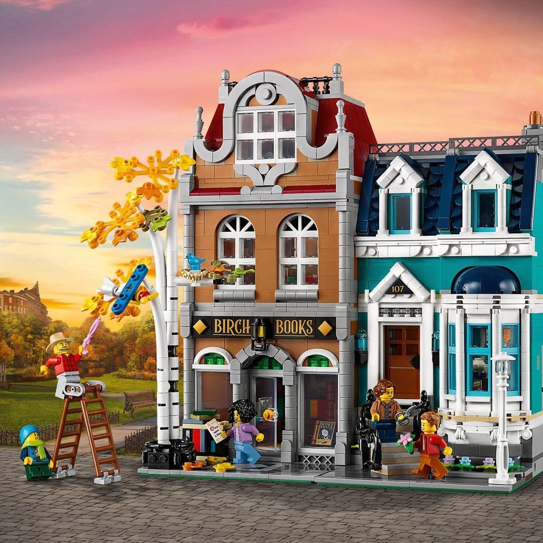 闪购:Lego 积木益智玩具大促 搭出更多乐趣