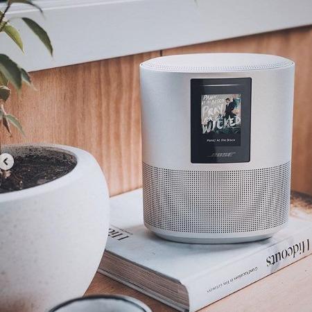 Bose Home Speaker 500 支持Alexa助手 黑白两色