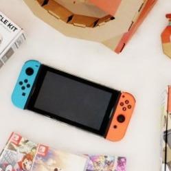 Nintendo Switch 任天堂游戏机 两色可选