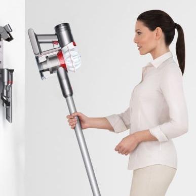 今天截止:Dyson戴森 V7 Cord-free 无绳家用手持式吸尘器