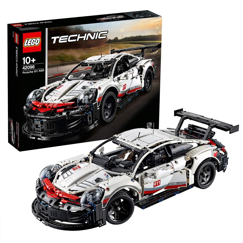 LEGO乐高 科技系列 42096 保时捷911 RSR