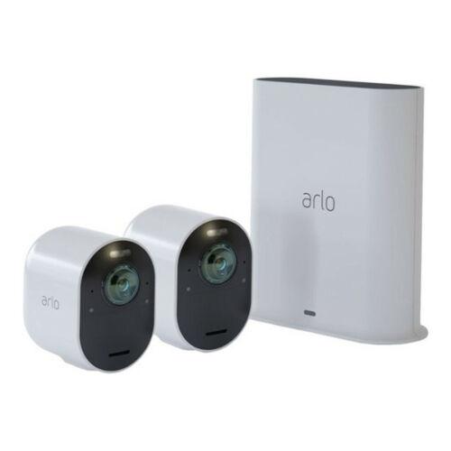 Arlo Ultra 4K 无线监控 2摄像头套装