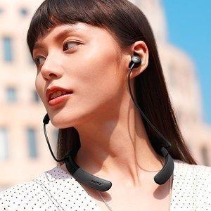 Bose QC30 无线蓝牙可控降噪 入耳式挂脖耳机
