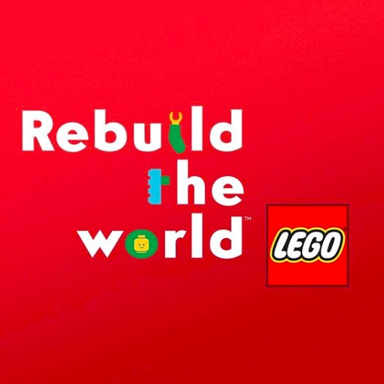 Lego 积木玩具热卖 春节送礼就选它
