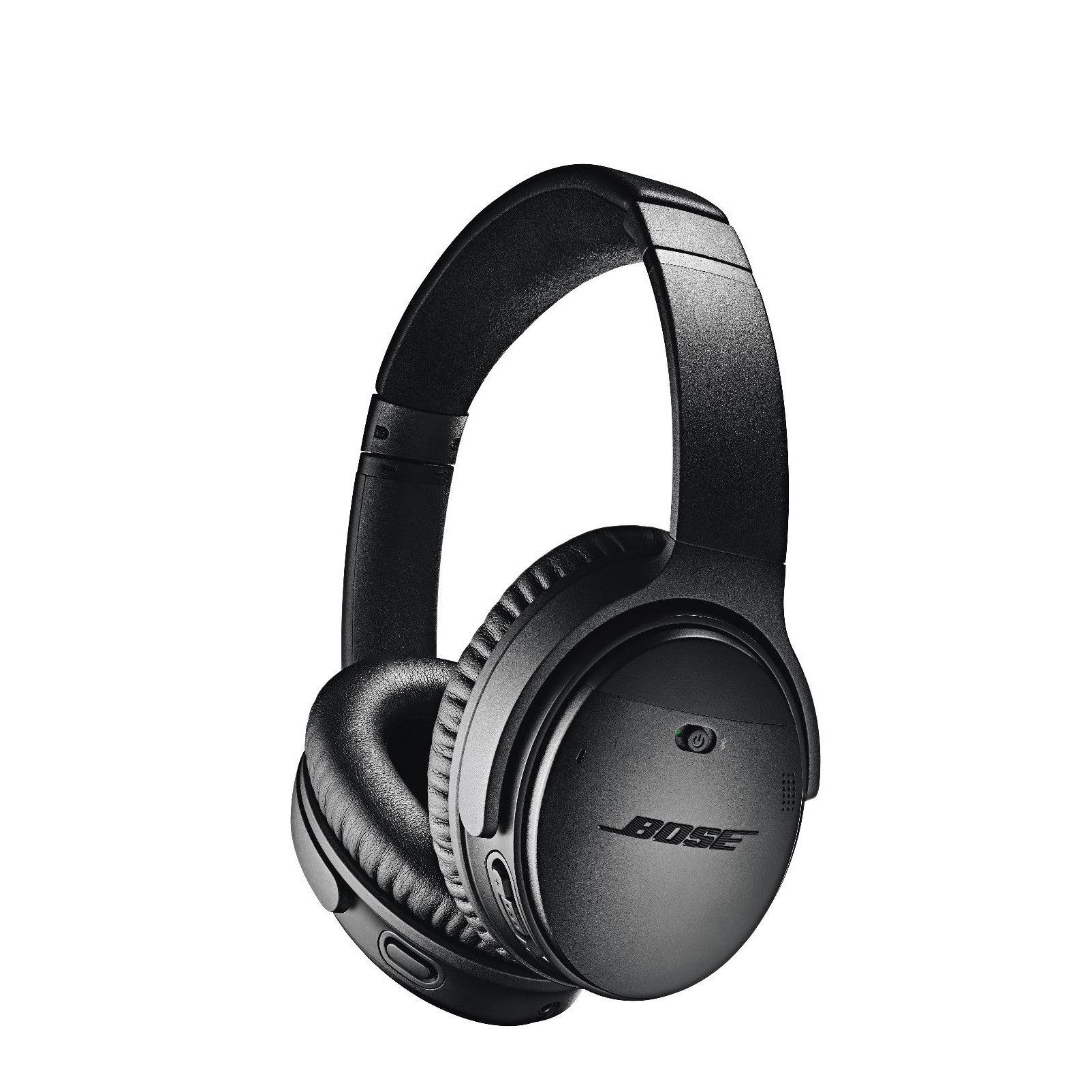 Bose QC35 || 主动降噪无线耳机 黑色