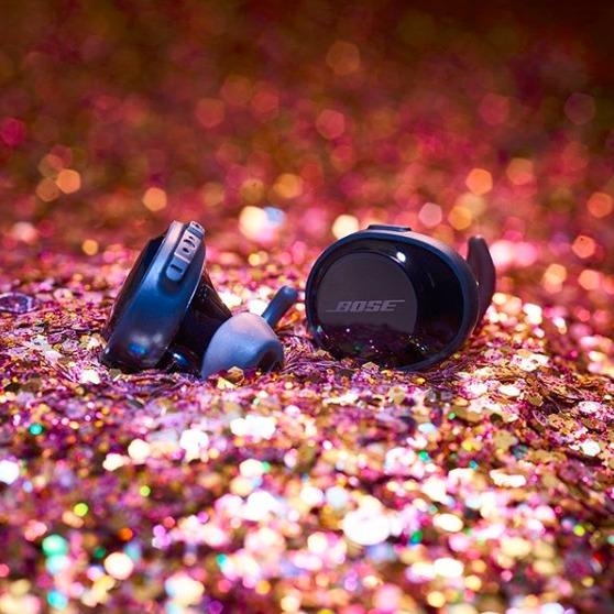 白菜价:Bose SoundSport 真无线蓝牙运动耳机 两色热卖