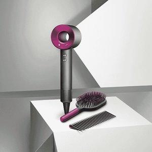 好价:Dyson戴森 黑科技离子电吹风+梳子套装