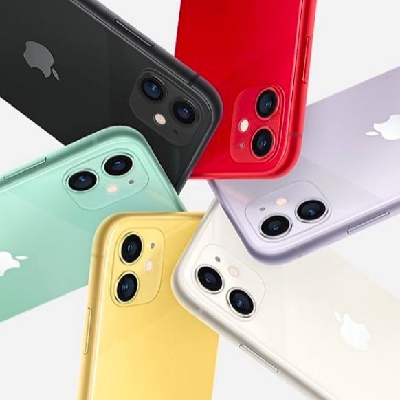 闪购:苹果新款 iPhone 11 64GB 多色热卖