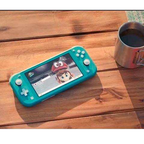 史低价:任天堂 新款Switch Lite游戏机 多色可选