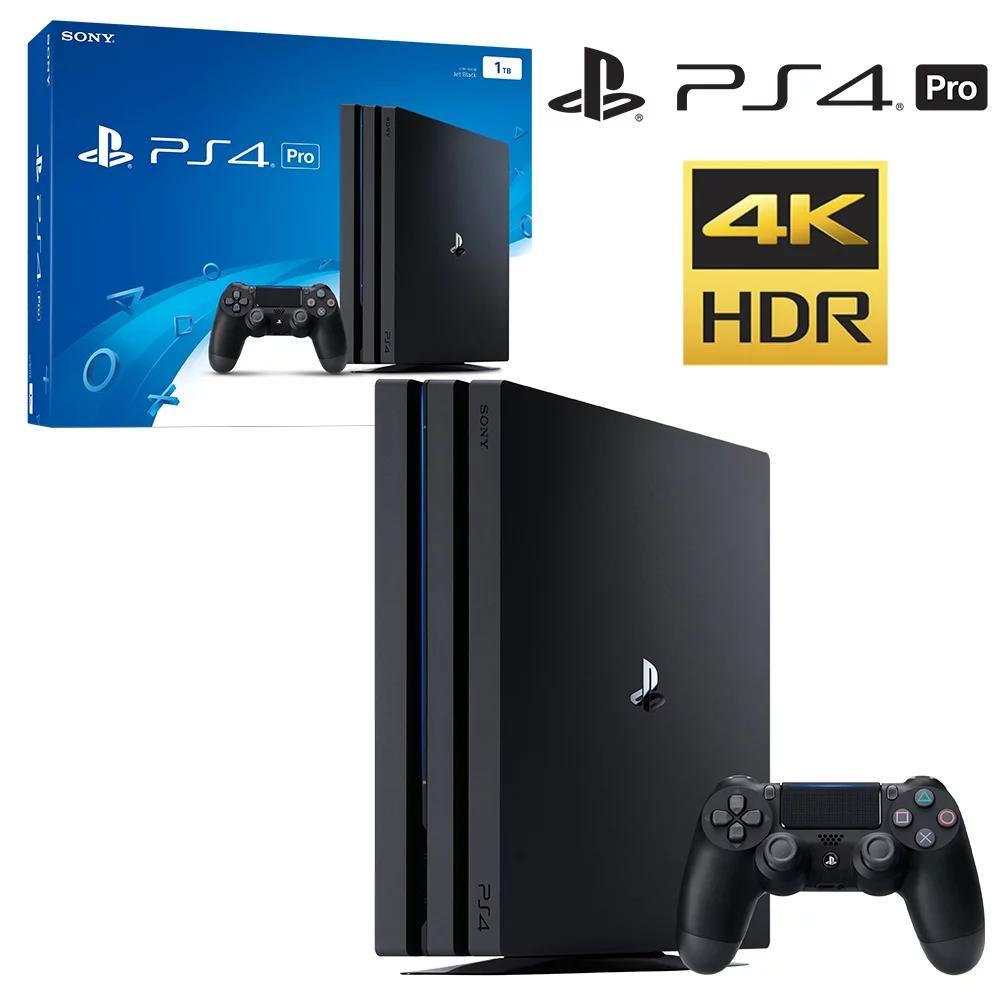 超值:Sony PlayStation PS4 Pro 1TB 游戏机