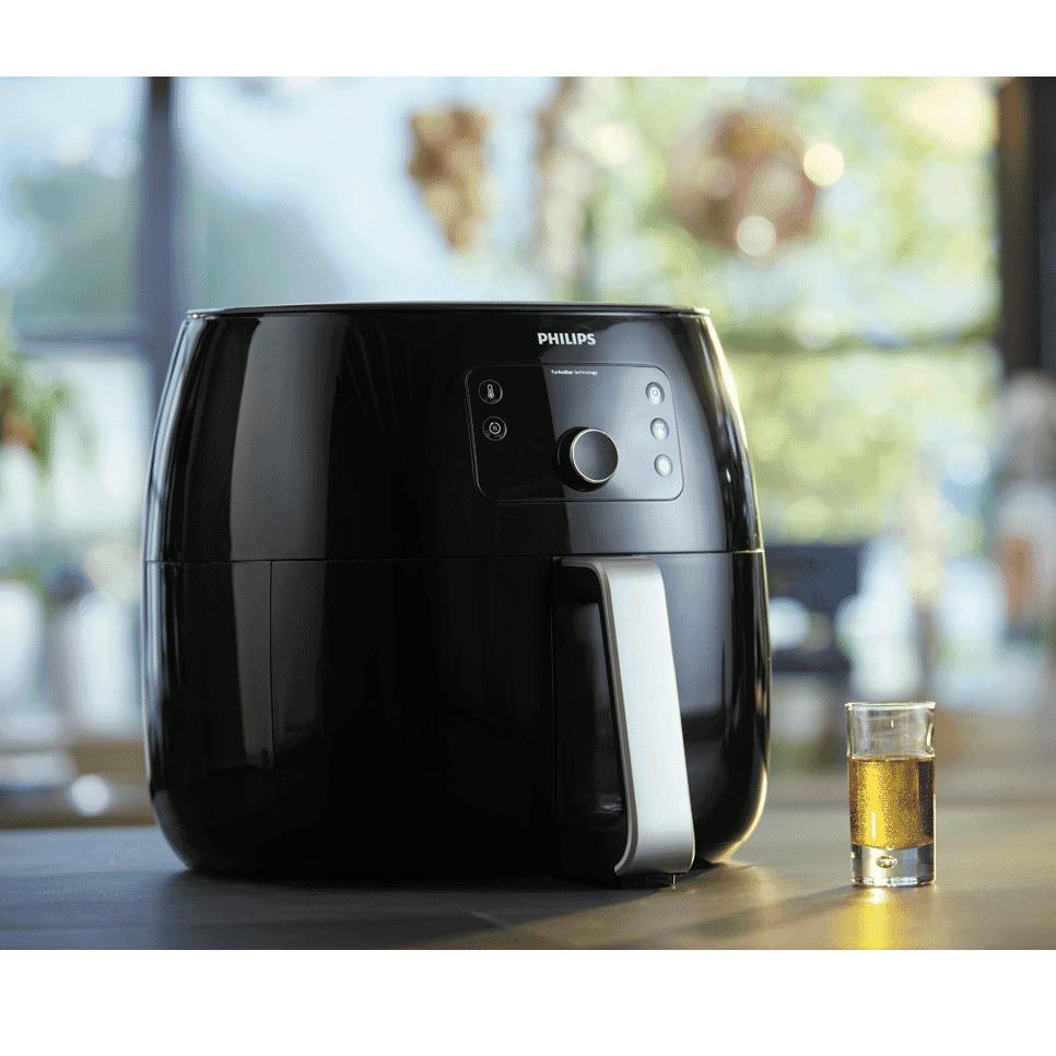 史低价:Philips HD9651/91 超大容量空气炸锅 健康无油更美味