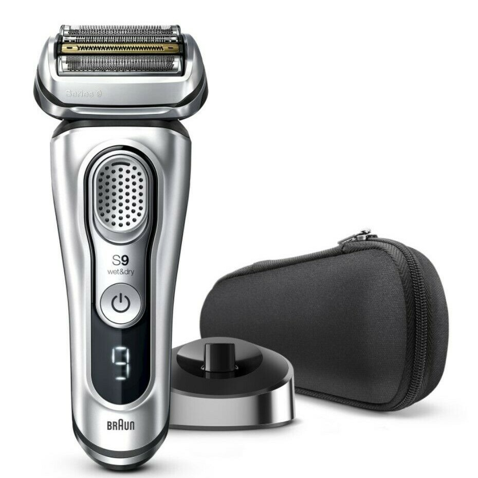 Braun博朗 Series 9 最新一代干湿两用电动剃须刀