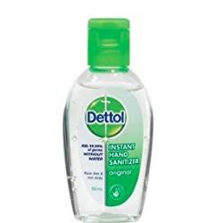 滴露 免洗洗手液有货 随身携带出门必备杀菌利器