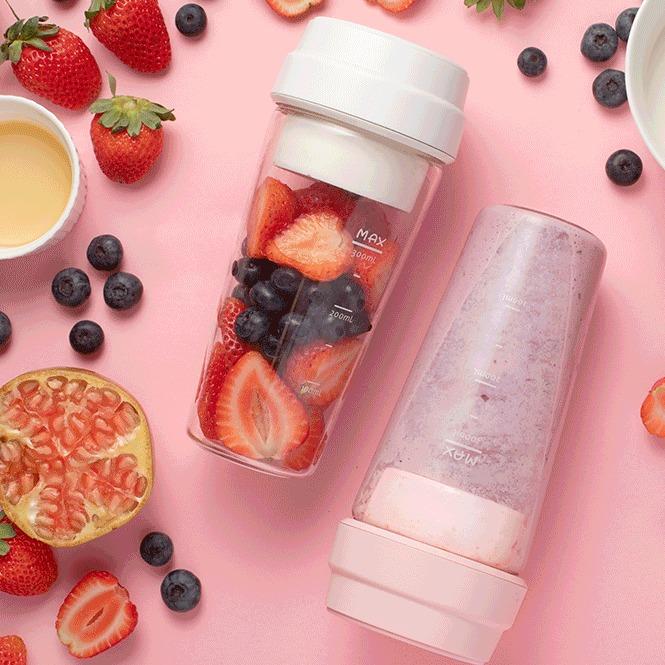 小米 便携式果汁机 新鲜纯正果汁随身行