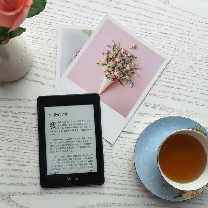 Kindle Paperwhite 第10代电子阅读器 8GB