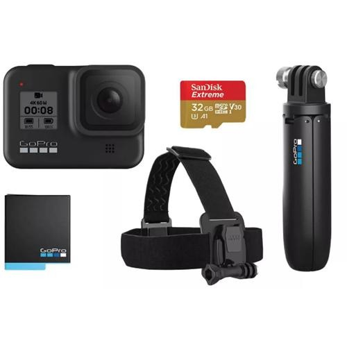 GoPro Hero8 Black 4K 2.0 运动相机套装